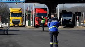Interdiction circulation poids lourd